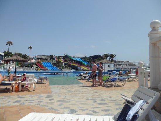 Aquapark Costa Teguise: more slides