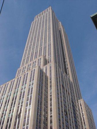 Hilton Garden Inn New York/Manhattan-Chelsea: エンパイアーステートビルまで歩いて5分