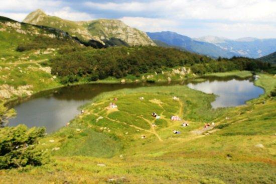 Abetone, Italy: Lago Nero