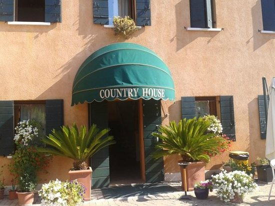 Country House Country Club: l'acceuil