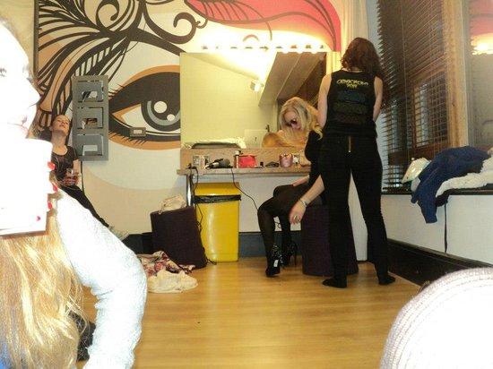 Generator Hostel Dublin : girls dorm