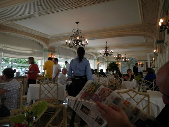 Belmond Copacabana Palace: Desayuno