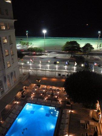 Belmond Copacabana Palace: De  noche