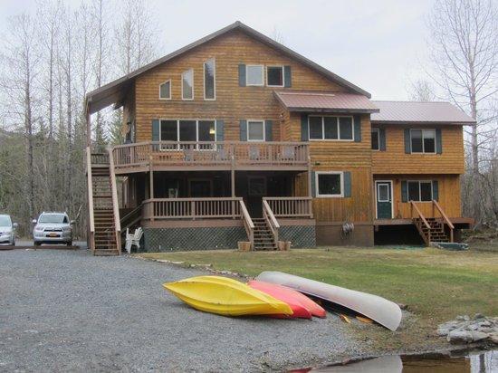 Bear Lake Lodgings B&B : Bear Lake Lodgings