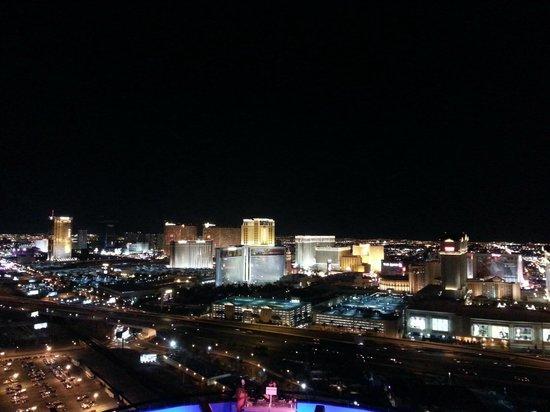 VooDoo Lounge: Vegas view