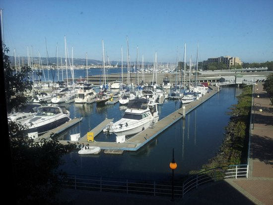Extended Stay America - Oakland - Alameda: View from 3rd floor room (Marina side)