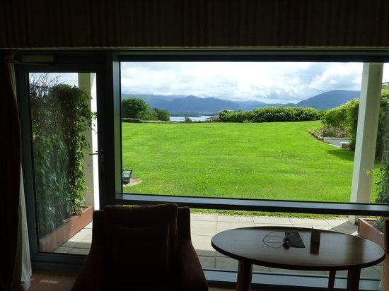 Aghadoe Heights Hotel & Spa: Room View