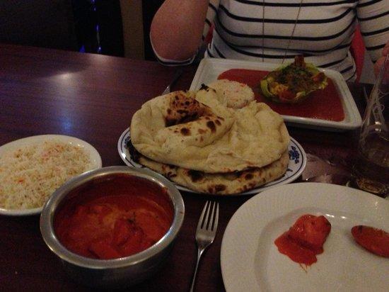 Mahabharat: Ennion is impressed with the food delightful