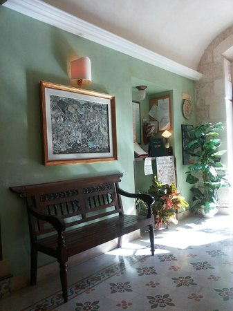 Hotel Relais Modica: Reception