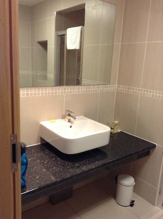 Curran Court Hotel: en-suite