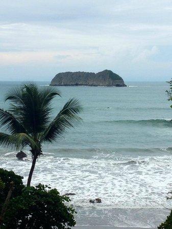 Arenas del Mar Beachfront and Rainforest Resort, Manuel Antonio, Costa Rica: View from room 303