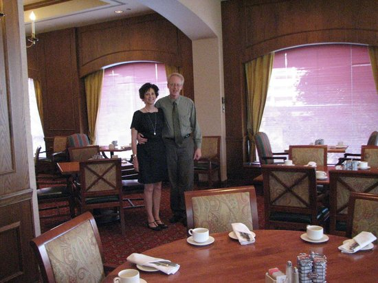 The Lincoln Marriott Cornhusker Hotel : 25th Anniversary at the Cornhusker
