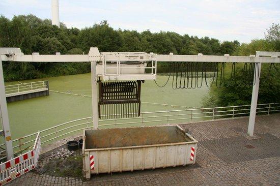 Blocklander Entwasserungsanstalt: Rechen neues Schöpfwerk