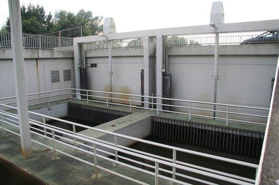 Blocklander Entwasserungsanstalt: Tor neues Schöpfwerk