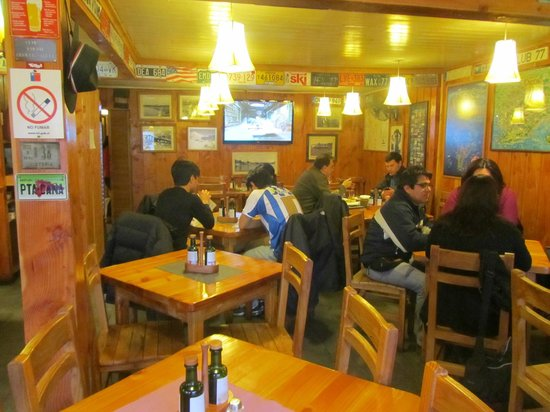 Club 77 - Pucon - Chile