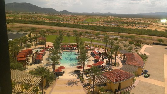 Casino Del Sol : view of the pool