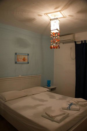 Sogno Greco: Sleeping room