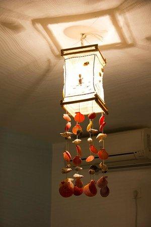 Sogno Greco: The lamp
