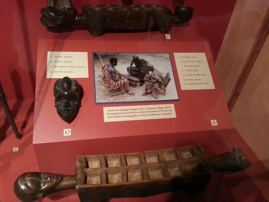 Glenbow Museum: Ghana Game