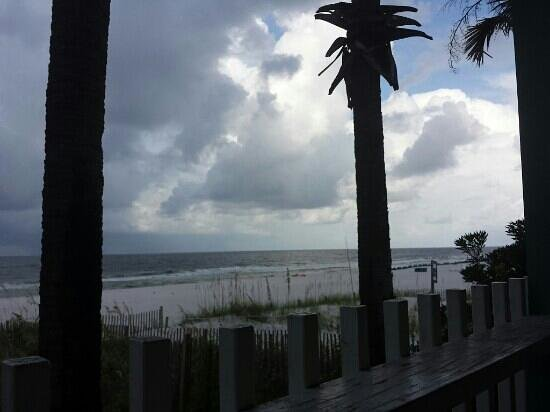 The Sandpiper Beacon Beach Resort: View from the beach house