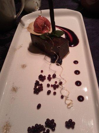 Savour in the Garden : Dessert!