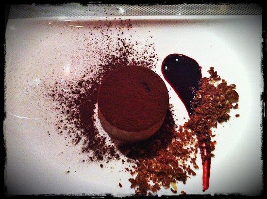 El fogony: Chocolat