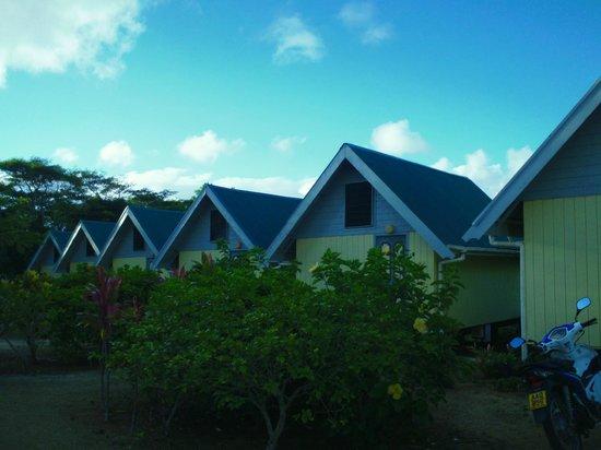 Kia Orana Bungalows: bungalows