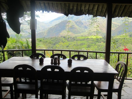Hosteria Izhcayluma: Izhcayluma restaurant