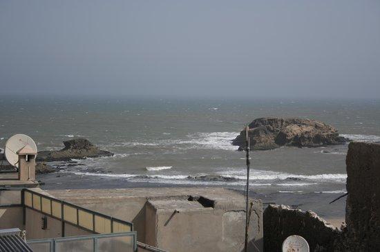 Riad Lunetoile: vista dal terrazzo