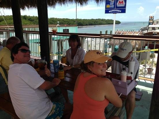 Burdines Waterfront: a great day