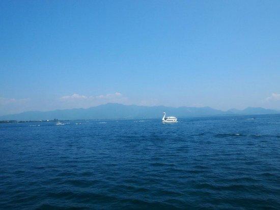 Bandai Kankosen, Lake Cruise in Inawashiro: 白鳥