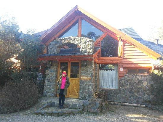 Ribera del Bonito: la entrada!