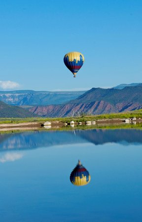 Gypsum, CO: Ballooning in the Summer