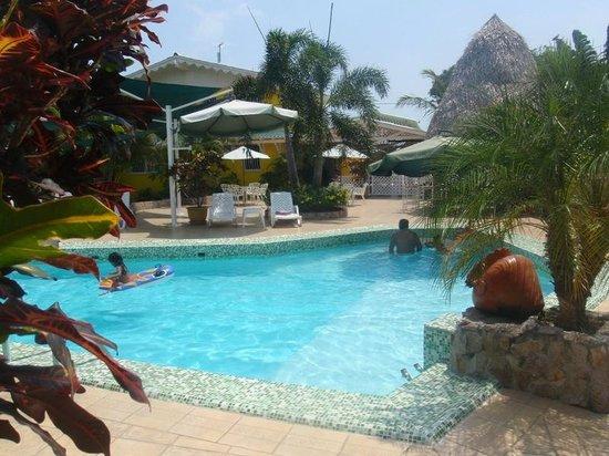 Hostal Casa Amarilla: Pool
