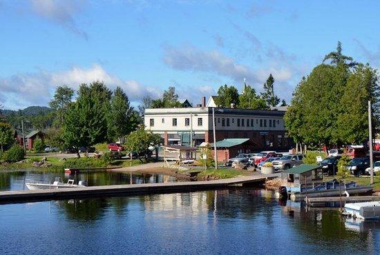 Raquette Lake Navigation Co: Returning to Raquette Lake