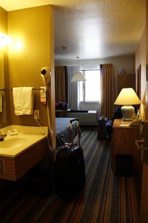 Ellis Island Hotel Las Vegas: Quarto