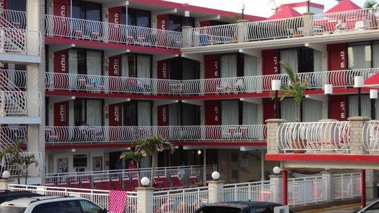 Matador Oceanfront Resort : Vue rapprochée