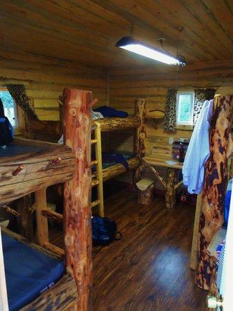 Johnson's of St. Mary: Inside cabin #2