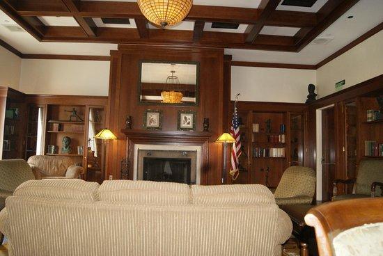 The Inn at Penn, A Hilton Hotel: Hermoso lugar !