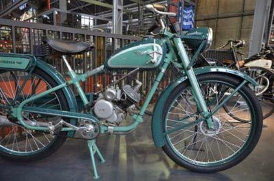 Sächsisches Industriemuseum: クラシックバイク