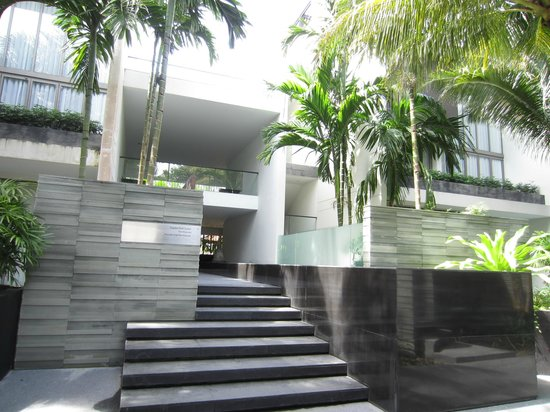 Twinpalms Phuket: The special entrance :)