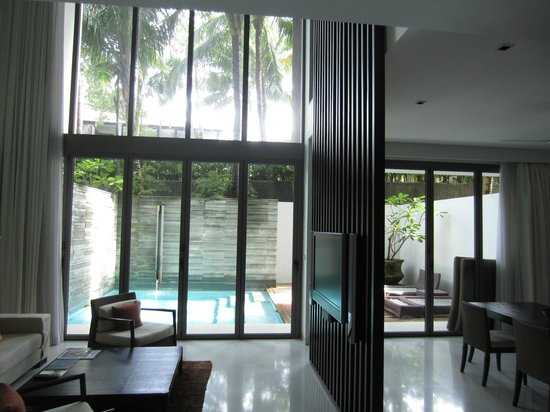 Twinpalms Phuket: The beautiful suite we were in !