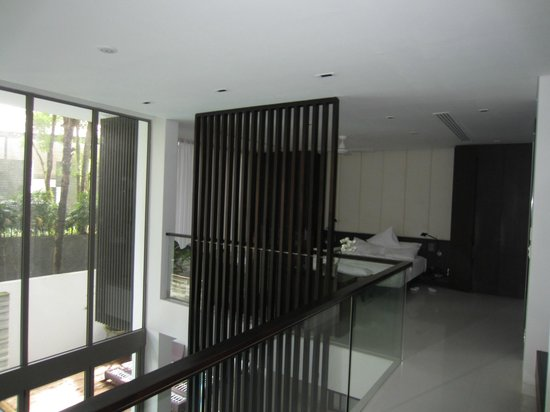 Twinpalms Phuket: Room - upstairs