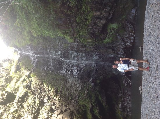 Paia, Hawái: Alelele Falls