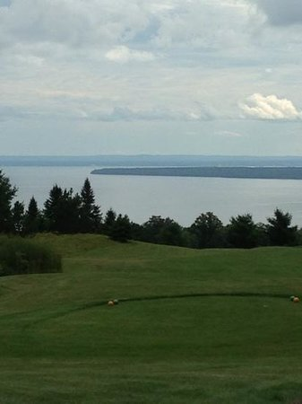 Apostle Highlands Golf Course: Gods country