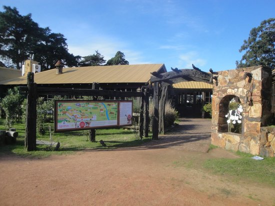 Tambo Lapataia Punta del Este: Entrada
