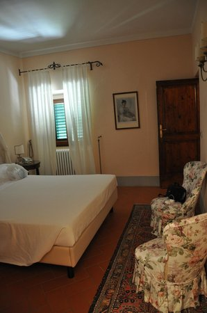 Relais Villa Belpoggio: Bedroom (Junior Suite)