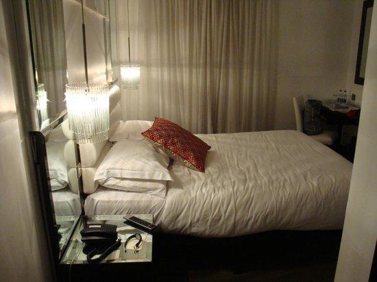 Zuni Hotel: Zuni room