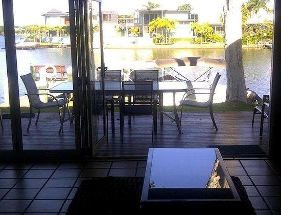 Noosa Entrance Waterfront Resort: Hard to beat!