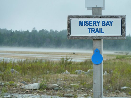 misery bay book review